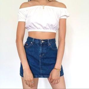 Tommy Hilfiger Skirts - Vintage Tommy Jeans Denim Skirt